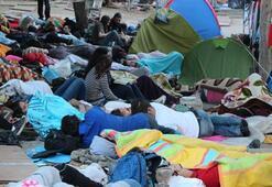 Dünyanın her yerinden Gezi Parkı için yemek siparişi yağdı
