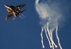 Russland greift aus der Luft an und der Iran von Land