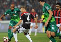 Gaziantepspor - Bursaspor: 3-2