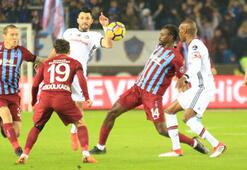 Trabzonspor - Beşiktaş maç sonucu: 0-2 (İşte maçın özeti)