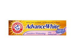 Hassas dişler için Advance White