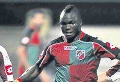 Adiyiah'tan 287 dakikadır gol yok