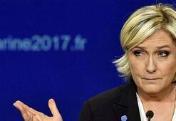 Fransız aşırı sağ lideri Le Pen'e mali kontrol şoku