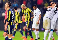 Fenerbahçe 2-3 Teleset Mobilya Akhisarspor (İşte maçın özeti)