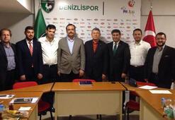 Denizlispor yönetiminden Mehmet Altıparmaka tam destek
