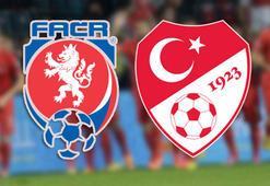 Çek Cumhuriyeti Türkiye : 0-2