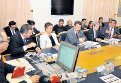 FETÖ komisyonu  tartışmayla başladı