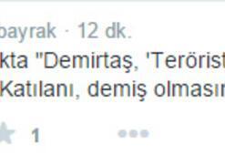 Demirtaşın sözleri Erdoğanı şaşkına çevirdi