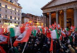 İtalyada faşizm gölgesinde seçim