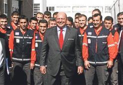 Türk Traktör, Başbakan Erdoğan'a sözünü tuttu