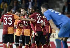 Panthrakikos - Galatasaray: 0-1