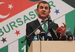 Bursasporda yeni başkan Erkan Körüstan