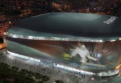 Real Madrid, Bernabeuyu yeniliyor