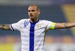 Sneijder: Galatasaraya dönmeyi çok isterim