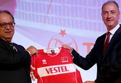 Vestel, TVFnin ana sponsoru oldu