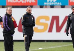 Galatasarayın Karabükspor maçı kadrosu belli oldu