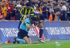 Galatasaray-Fenerbahçe derbisindeki taraftarlar için hapis istemi
