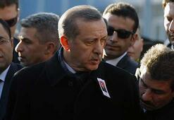 Erdoğan kimi işaret etti