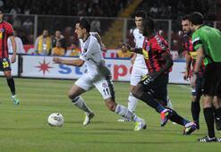 Beşiktaş 3 puanı tek golle aldı