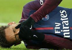 PSG şokta Neymar 2.5-3 ay yok