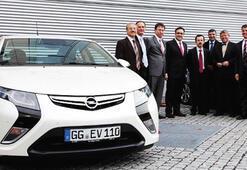 Yatırım Ajansı Almanya'ya gitti Opel Ar-Ge teşvikleriyle ilgilendi