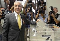 Galatasarayda Ünal Aysal yeniden başkan seçildi