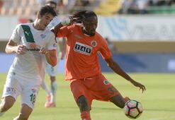 Aytemiz Alanyaspor - Bursaspor: 0-2