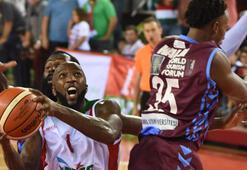 Kaf-Kaf Trabzonsporu rahat geçti: 74-59