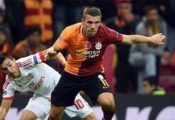 Galatasaray erspielt ersten Sieg