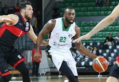 Darüşşafaka Doğuş-Gaziantep Basketbol: 81-56