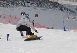 Kayseride Ford Snowboard Dünya Kupası için geri sayım