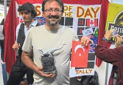 Türkiye'ye günün fosili ödülü