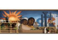 Google Diego Riverayı da Unutmadı