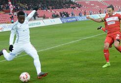 Balıkesirspor Baltok: 2 -  Samsunspor: 0