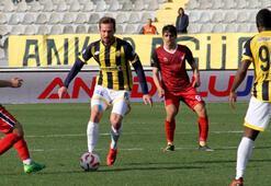 Ankaragücü - Gaziantepspor: 4-0