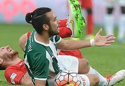 Bursasporun kartsız maçı yok