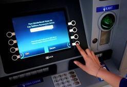 ATMden para çekecekler dikkat 100 liraya 2 lira sınırı...