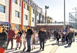 Derece Koleji'nin bursluluk sınavına rekor katılım