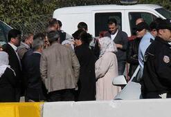 HDPlilerin kente girişine izin verilmedi