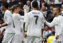 La Ligada Real Madrid averajla liderliğini sürdürdü