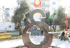 Aydında Galatasaray armasına saldırı