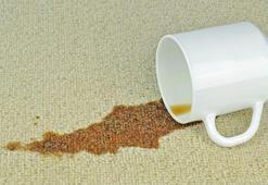 Halıdaki kahve lekesi nasıl çıkarılır