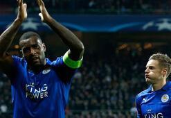 Leicester Citynin Şampiyonlar Ligi keyfi