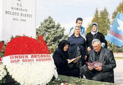 Ecevit 10'uncu ölüm  yıldönümünde anıldı