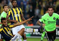 Fenerbahçe, Ajax deplasmanında