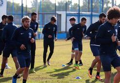 Adana Demirspor, Giresunspor maçı hazırlıklarını sürdürdü