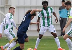 Atiker Konyaspor: 2 - Adana  Demirspor: 2