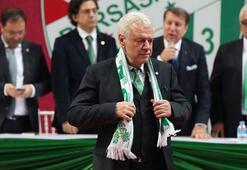 Bursaspor başkanı karara itiraz etti