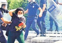 Gözaltındaki tacizleri Türk medyası görmedi