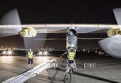 Solar Impulse geziyi tamamladı